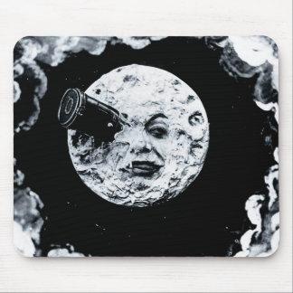 La Lune/un viaje de los dans de Le Voyage a la lun Alfombrilla De Ratón