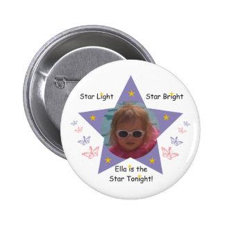 La luz de la estrella, protagoniza brillante pin