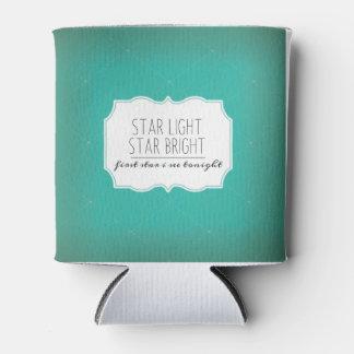 La luz de la estrella, protagoniza el | brillante enfriador de latas