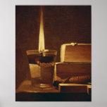 La luz de la noche, 1630-35 poster