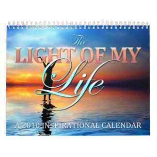 La luz de mi calendario de la vida
