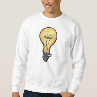 La luz del libro suéter