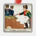 La luz del siglo XIX, 1815 Adornos De Navidad