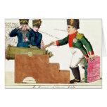 La luz del siglo XIX, 1815 Felicitaciones