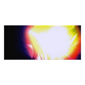 La luz - extracto de Digitaces Tarjeta Publicitaria Personalizada