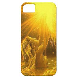 La luz - iPhone 5 Barely There Univer de la iPhone 5 Carcasa