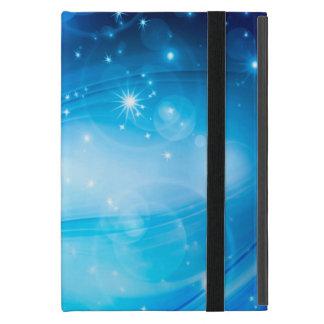 La luz septentrional protagoniza el azul + su iPad mini cárcasa