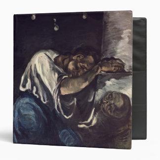 """La Madeleine, o La Douleur, c.1869 Carpeta 1 1/2"""""""