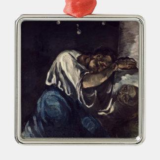 La Madeleine, or La Douleur, c.1869 Metal Ornament