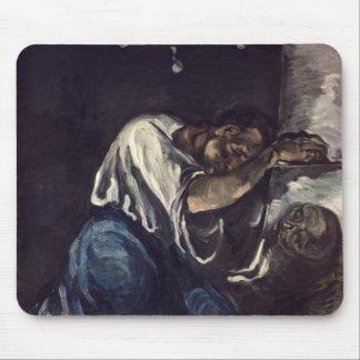 La Madeleine, or La Douleur, c.1869 Mouse Pad