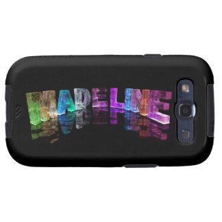 La Madeline conocida en 3D se enciende la fotogra Galaxy S3 Fundas