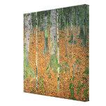 La madera de abedul, 1903 impresiones de lienzo