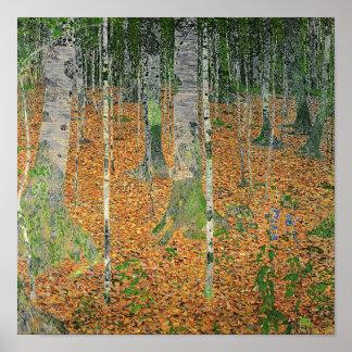 La madera de abedul, 1903 impresiones