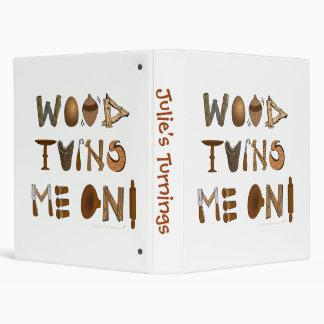 """La madera personalizada me da vuelta en la plantil carpeta 1"""""""