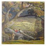 La madera Wain, c.1833-34 (w/c y aguazo en el pape Teja