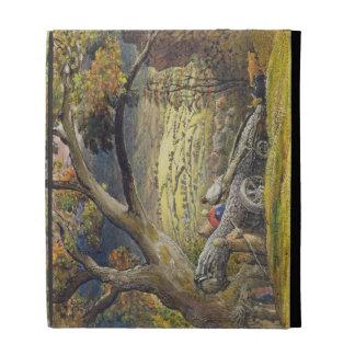 La madera Wain, c.1833-34 (w/c y aguazo en el pape