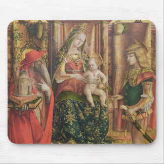 La Madonna della Rondine, after 1490 Mouse Pad
