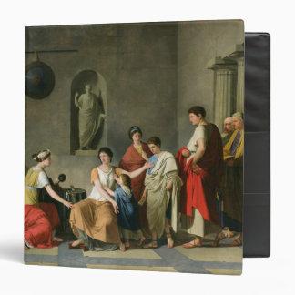 La madre del Gracchi, c.1780