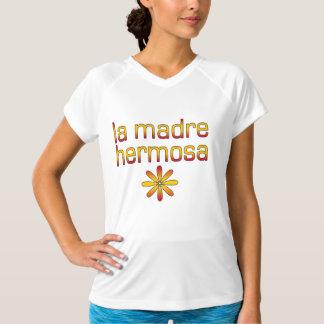 La Madre Hermosa Spain Flag Colors T-Shirt