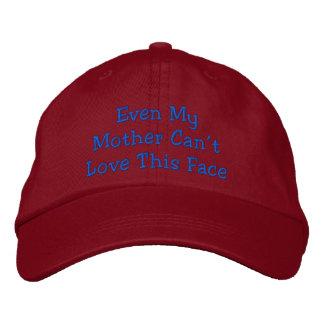 La madre no puede amar el gorra gorra de béisbol