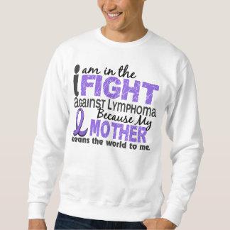 La madre significa el mundo a mí linfoma de H Sudaderas Encapuchadas