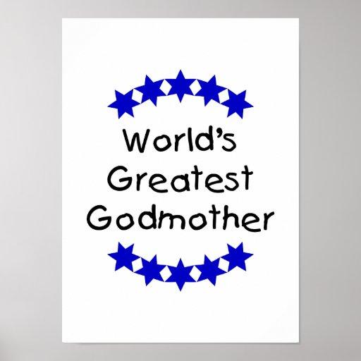 La madrina más grande del mundo (DK. estrellas azu Posters