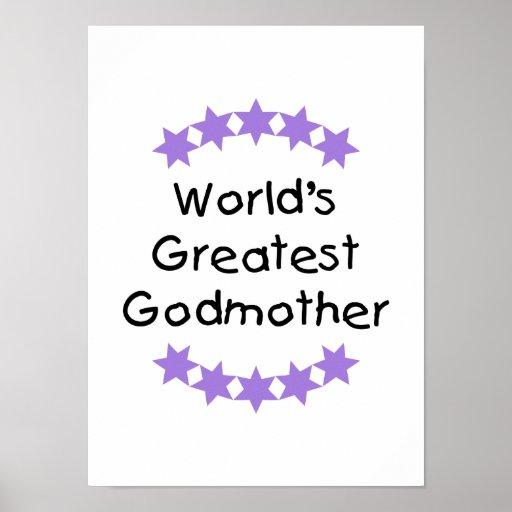 La madrina más grande del mundo (estrellas de la p posters