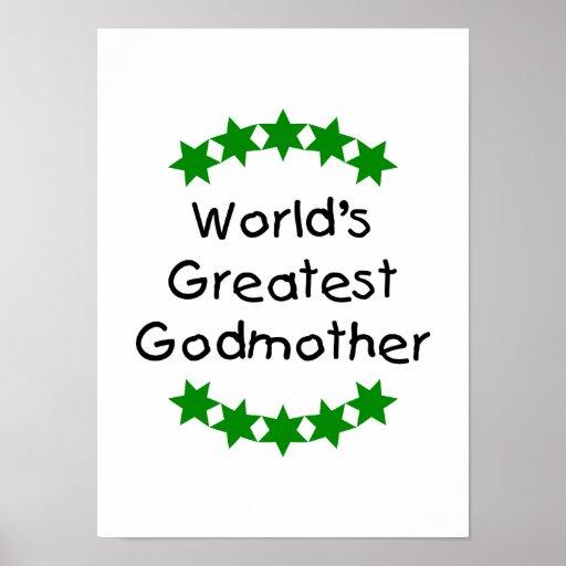 La madrina más grande del mundo (estrellas del ver impresiones