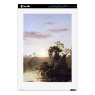 La Magdalena by Frederic Edwin Church Skin For The PS3