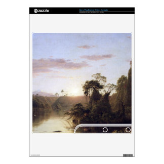 La Magdalena by Frederic Edwin Church Decals For PS3 Slim