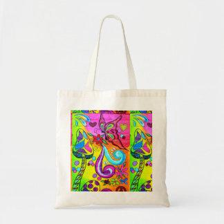 la magia colorida prolifera rápidamente la bolsa