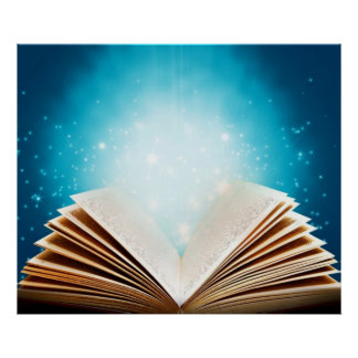 La magia de libros y de la lectura por amor
