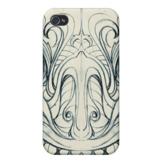 la magia del tatoo case for iPhone 4