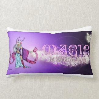 La magia es dentro de usted almohada
