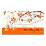La magnolia florece el naranja de la mandarina flo