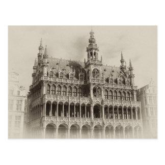 La Maison du Roi, Bruselas Postal