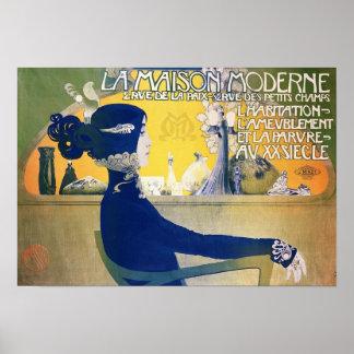La Maison Moderne, c.1902 Poster
