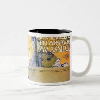 La Maison Moderne, c.1902 Two-Tone Coffee Mug