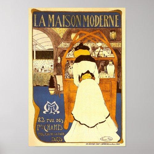 La Maison Moderne, Maurice Biais posters
