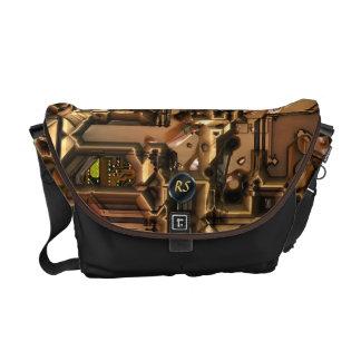 La mala bolsa de mensajero del robot 3 bolsa de mensajería