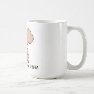 La mala taza de café de la ardilla