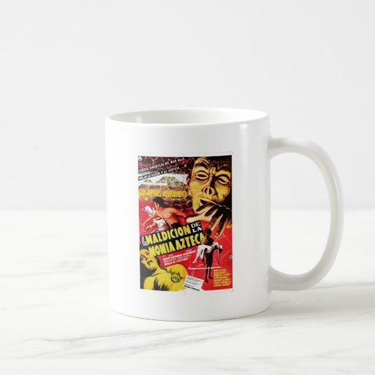 La Maldicion De La Momia Azteca Coffee Mug
