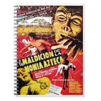 La Maldicion De La Momia Azteca Cuadernos