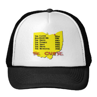 La maldición gorras de camionero