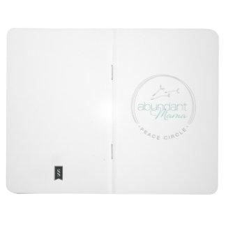 La mamá abundante Peace Circle Pocket Listmaker Cuadernos