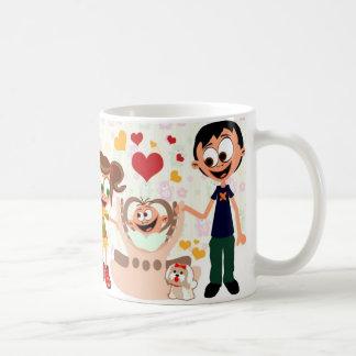 La mamá ama la taza 01 del bebé (mamá Voli Bebu)