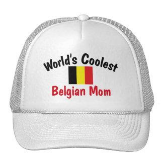 La mamá belga más fresca gorro