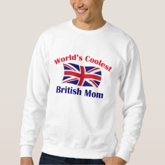 La mamá británica más fresca sudaderas encapuchadas