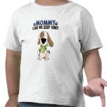¡La mamá cómica del perro de perrito puede Camiseta