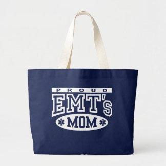 La mamá de EMT orgulloso Bolsa Tela Grande